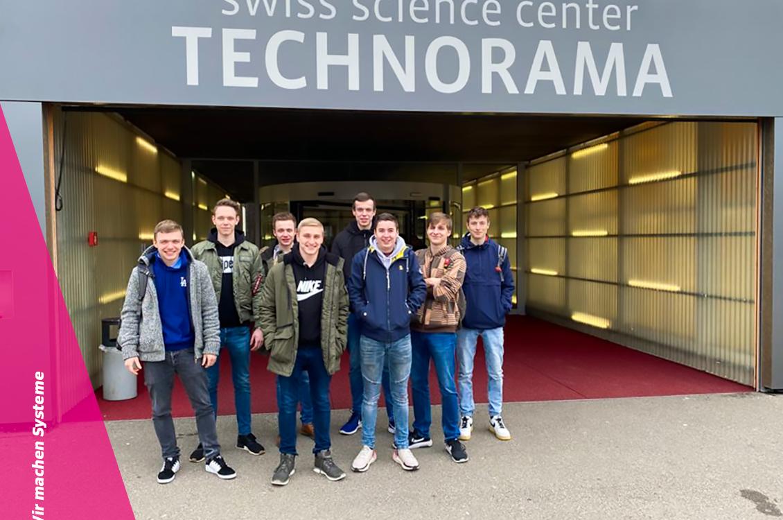 WMS Trainees Technorama 2020
