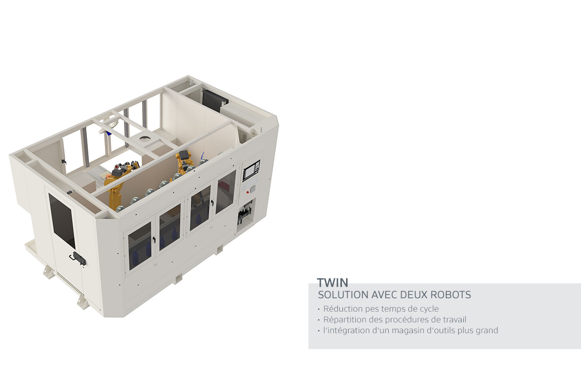 TWIN SOLUTION WMS