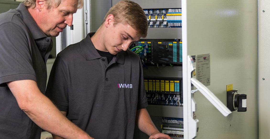 WMS Ausbildung Elektroniker