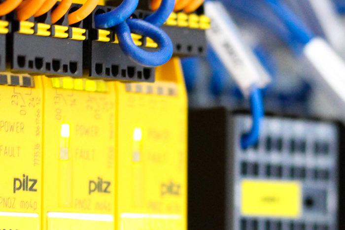Elektroabteilung