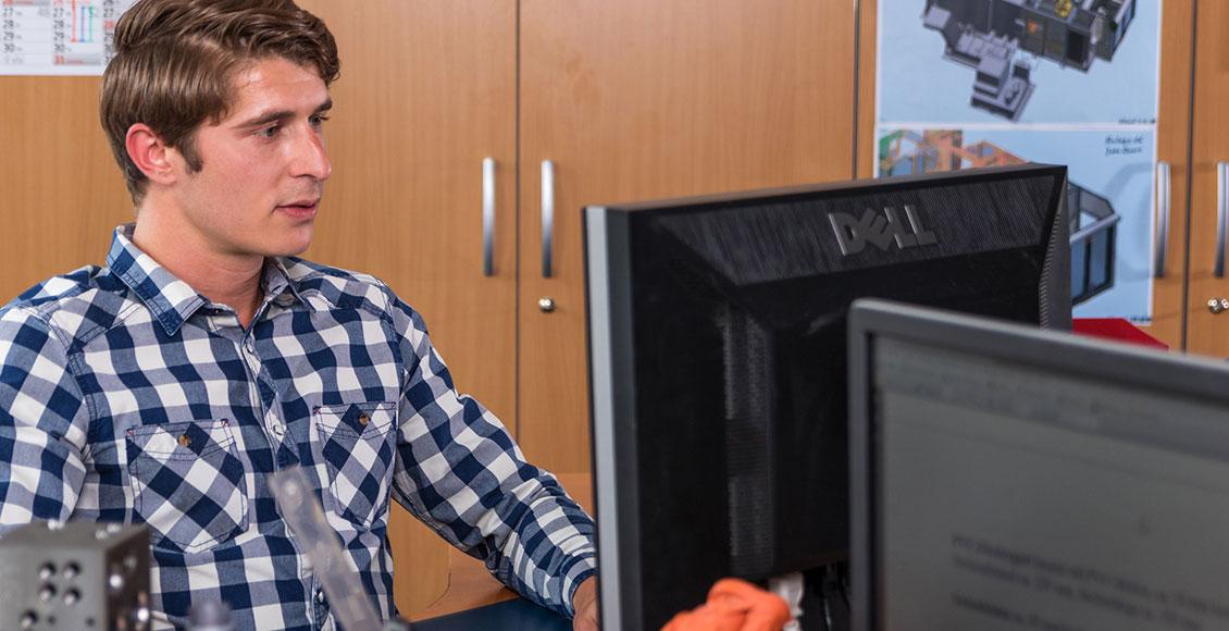 WMS Studium Maschinenbauingenieur