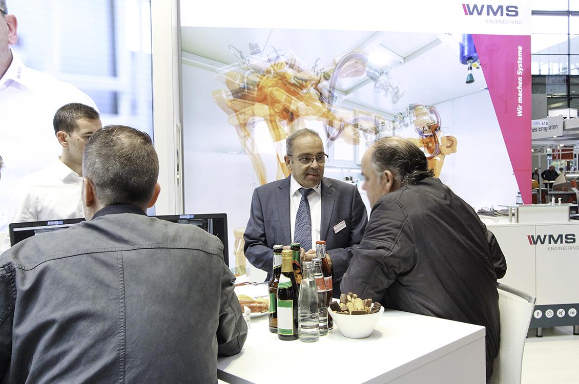 WMS Deburring Expo 2019
